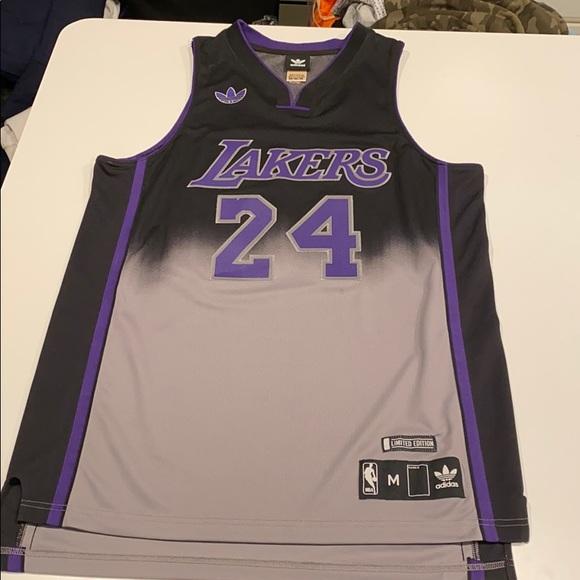 adidas Shirts   Kobe Bryant Limited Edition La Lakers Jersey ...